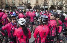 Homenatge a Agramunt al ciclista atropellat dissabte a Concabella