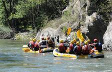 El rafting arranca con previsiones optimistas