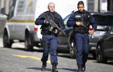 Quatre ferits en un tiroteig en un institut francès