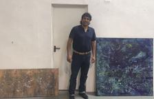 El artista flamenco Manolo Gómez expone en Mas Blanch i Jové