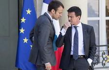 Valls descarta donar suport al candidat socialista a l'Elisi