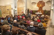 Inauguren les obres de l'església del Tarròs