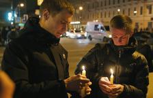 El terrorisme torna a colpejar Rússia amb una bomba al metro de Sant Petersburg