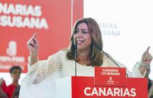 Susana Díaz adverteix que el PSOE no és un partit de caràcter assembleari