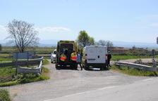 Muere un ciclista de 84 años de Vilanova de Bellpuig atropellado por una furgoneta
