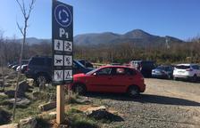Mont-rebei estrena las reservas online y limita el acceso de autocaravanas al parking