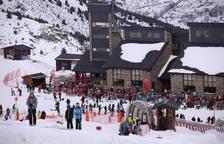 L'esquí encara amb 250 km de pistes el final de campanya