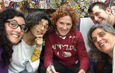 Processos creatius per a 40 persones a la Granadella