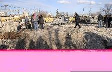 Almenys 43 morts després de l'explosió d'un cotxe bomba contra evacuats a Alepo