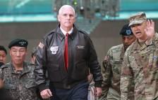 Washington 'recorda' a Corea els bombardejos a Síria i l'Afganistan