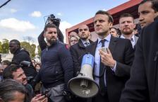 "Nicolas Sarkozy anuncia que votarà Macron per ""responsabilitat"""