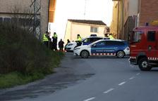 Imputan por homicidio al chófer del atropello mortal de un niño en Les Borges
