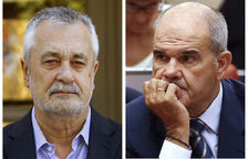 Chaves i Griñán, a un pas del judici pel cas dels ERO