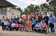 El Cros Vila de Bellpuig reuneix més de 200 escolars