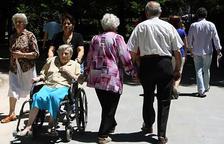 La mínima subida de las pensiones apenas representará 2 € al mes para los leridanos