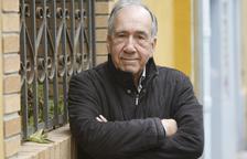 """El poeta Joan Margarit, """"hijo ilustre"""" de Sanaüja"""