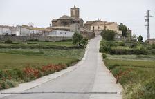 Nou enllumenat a la via de Sisteró a Pelagalls