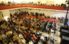 La cooperativa de Maials celebra cent anys en un acte multitudinari