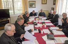 """Los obispos apoyan """"las legítimas aspiraciones del pueblo catalán"""""""