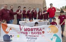 Agramunt organitza un tast de vins de missa previ a DVins