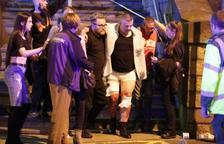 Diverses víctimes després d'un concert a Manchester