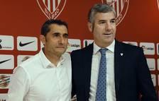 Valverde no desvela su futuro