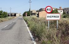 Mejoras en un tramo de seis kilómetros de acceso al Eix