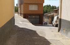 Saidí millora la xarxa d'aigua del carrer Fraga