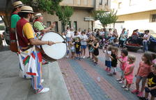 Sudanell obre la Festa de la Música a ritme infantil