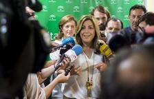 Díaz brinda a Sánchez tot el suport i li demana respecte