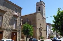 Cremats dos tractors, un cotxe i material en un cobert a Vallfogona de Balaguer