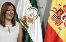 Susana Díaz canvia cinc consellers del seu Govern