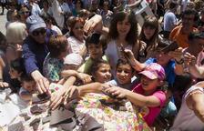 La Fira de l'Ou de Sant Guim de Freixenet registra récord de visitantes con más de 5.000 personas