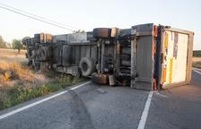 Mor un motorista de Cervera al xocar amb un vehicle al Jussà