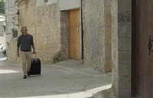 La producción del corto 'Orígens' en Fulleda entra en la recta final
