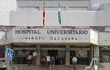 Mor el nadó maltractat a Sevilla