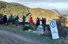 Campaña de limpieza en la Reserva Nacional de Caza de Boumort