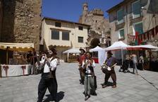 Castelló de Farfanya cambiará la fecha de su Fira por el calor