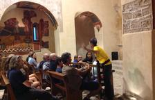 Visitas teatrales en el románico de Sant Joan de Boí y Santa Eulàlia de Erill la Vall