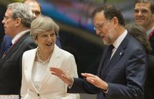 La UE acoge con recelo la idea de May sobre los ciudadanos europeos