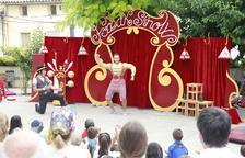 Alpicat, una gran carpa de circo
