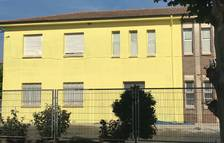 Obres de millora a l'escola de Primària del Palau d'Anglesola