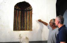Troben pintures barroques a l'església de Barbens