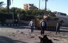 Almenys 66 víctimes mortals en un atac amb cotxe bomba a Egipte