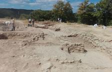 Nova campanya a Olius d'excavacions arqueològiques