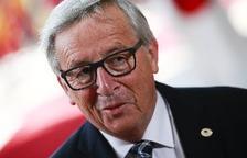 Juncker reitera que Cataluña quedaría fuera de la UE en caso de secesión