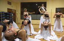 La leyenda de Roma preside hoy el Mercat, la danza y la Bakanal de Guissona