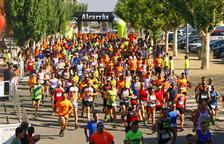 La Nectarina Atlètica reuneix 500 participants