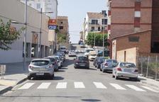 Bellpuig reordena la circulació per augmentar la seguretat en el trànsit