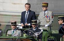 Dimiteix el cap d'estat major de França per desavinences amb Macron